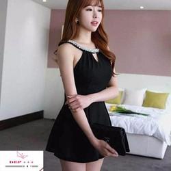 Đầm suông việt nam xuất khẩu tôn dáng chất đẹp