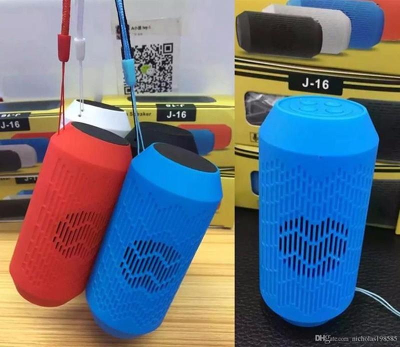 Loa Bluetooth V3.0 Model J16 Giá Rẻ 2