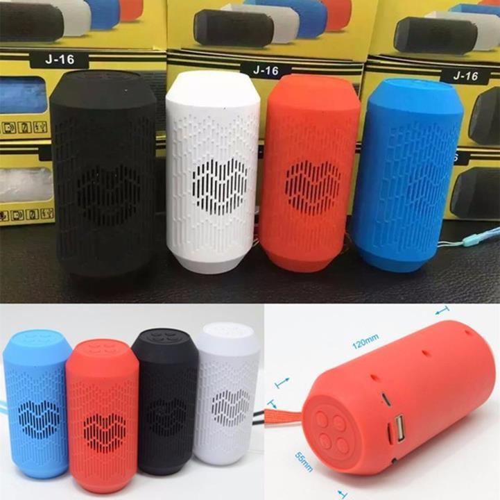 Loa Bluetooth V3.0 Model J16 Giá Rẻ 1