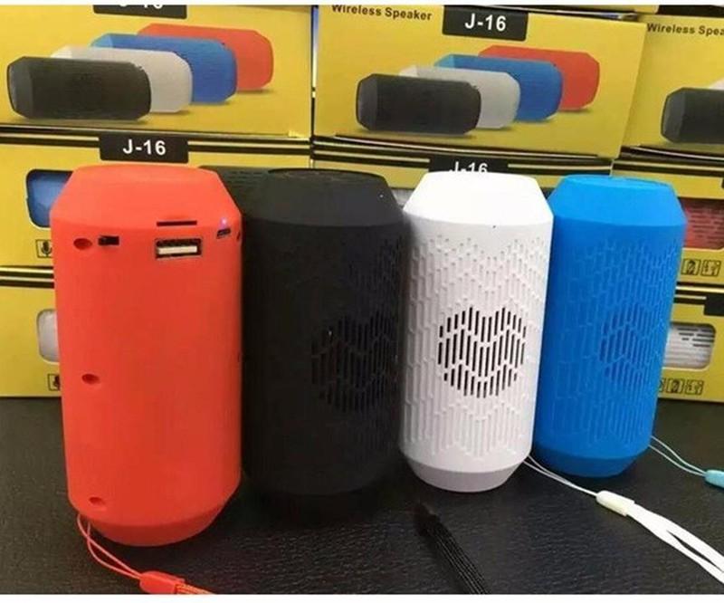 Loa Bluetooth V3.0 Model J16 Giá Rẻ 3