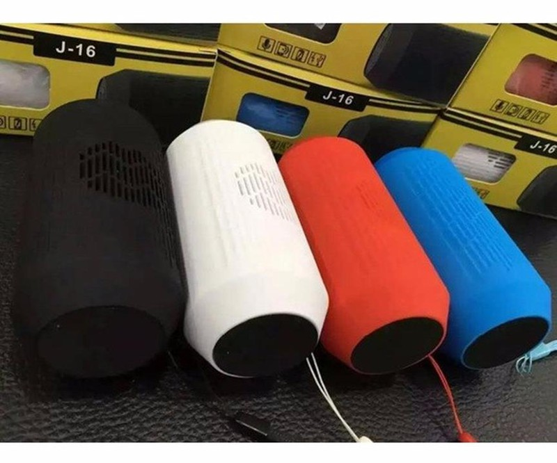 Loa Bluetooth V3.0 Model J16 Giá Rẻ 8
