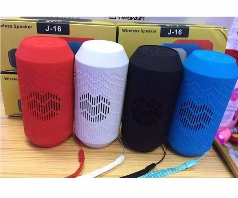 Loa Bluetooth V3.0 Model J16 Giá Rẻ 5