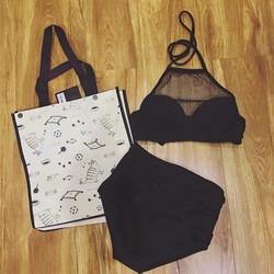 Bikini phối lưới