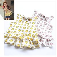 Áo dáng xòe cho bé gái từ 1 đến 5 tuổi - VX594 Hình thật