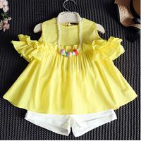 Đầm cotton hè cho bé gái từ 1 đến 5 tuổi  - VX568  hình thật