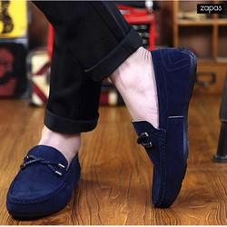 Giày Lười Da Nam Thời Trang Zapas Giá Rẻ GL004