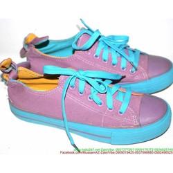 Giày thời trang nữ sắc màu trẻ trung sành điệu GTU32