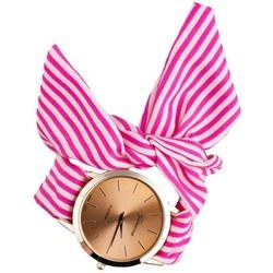 Đồng hồ thời trang dây vải cách điệu
