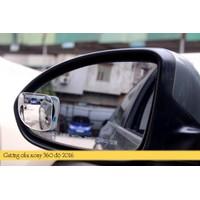 Gương cầu bán nguyệt xe hơi