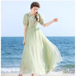 Biển xanh vẫy gọi - đầm dạ hội công chúa