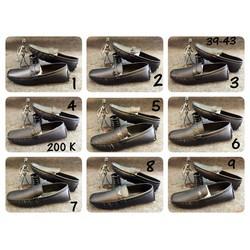[Hàng Đã Về] Giày Mọi Da Si 02 Size 38-43