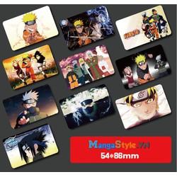 Thẻ Nhân Vật Naruto