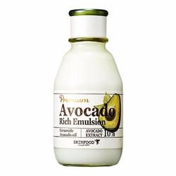 Sữa dưỡng bơ Avocado rich emulsion Skinfood