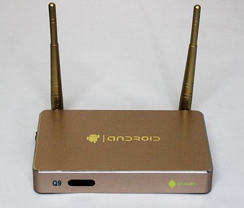 Android Smart TV Box Tele Box Q9 bkq9 1