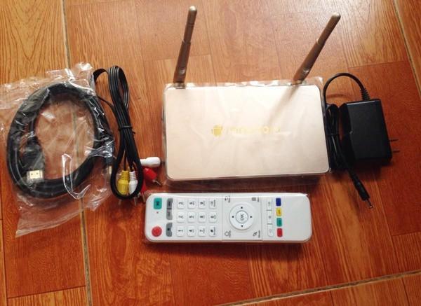 Android Smart TV Box Tele Box Q9 bkq9 2