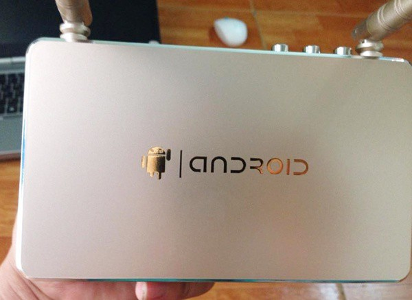 Android Smart TV Box Tele Box Q9 bkq9 3