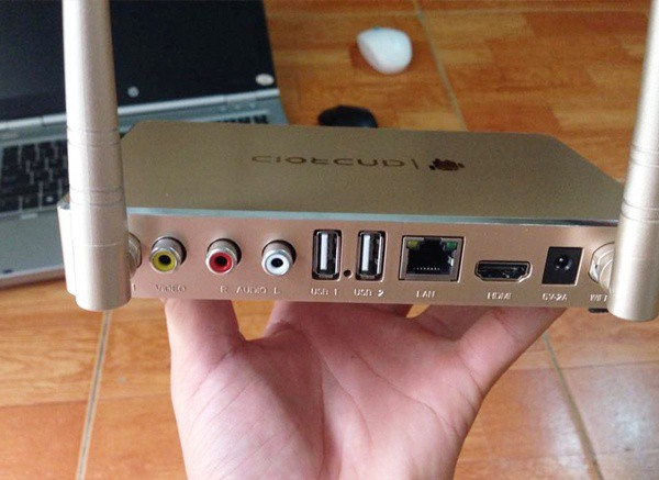 Android Smart TV Box Tele Box Q9 bkq9 4