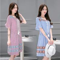 Đầm xuông thời trang cao cấp - B061105