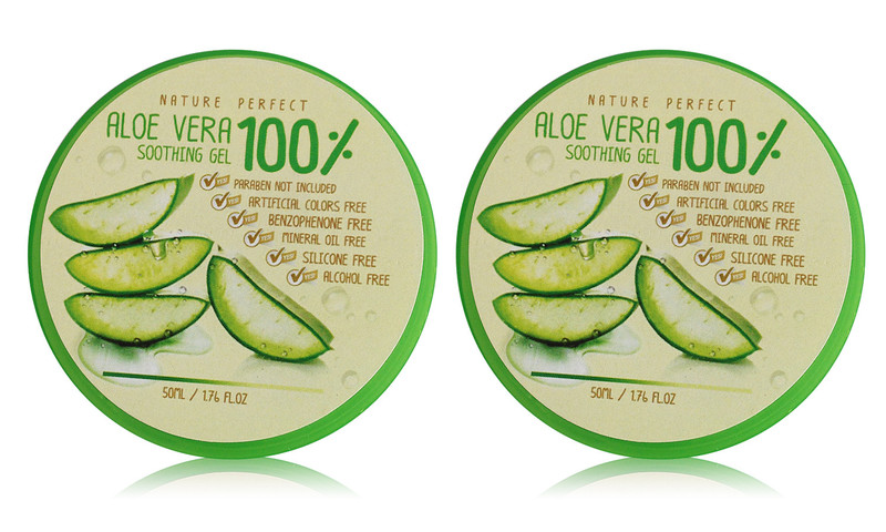 Nature Perfect Aloe Vera Soothing Gel  100 3