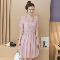 Đầm xòe thời trang cao cấp - YY010