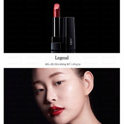 Son Espoir Lipstick No Wear Signature - màu đỏ No.1 Legend