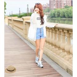 Giày Thể Thao Nữ Tăng Chiều Cao TT02-Xám