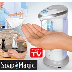 Hộp Đựng Nước Xà Phòng Cảm Ứng Tự Động Soap Magic
