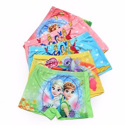 Combo 5 quần đùi 3d cho bé