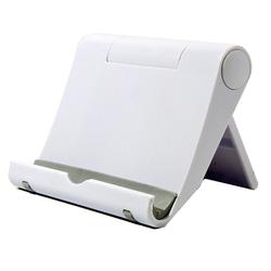 Giá đỡ đa năng cho điện thoại và tablet - trắng