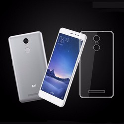 2 Ốp lưng silicon Redmi Note 3