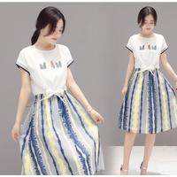 Đầm xòe thời trang cao cấp - B061206