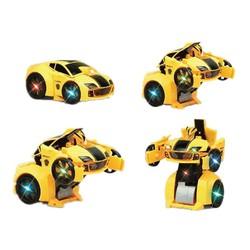 XE Robot biến hình