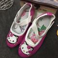 Giày búp bê kitty mèo cho bé từ 5 đến 7 tuổi GBG01
