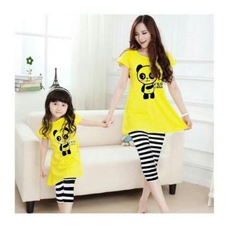 Combo bộ đôi cho me va be màu vàng HGS 232 - HGS 232 thumbnail