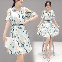 Đầm xòe thời trang cao cấp - B061207