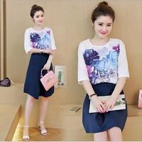 Đầm suông thời trang cao cấp - YY009