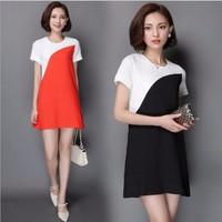 Đầm Suông thời trang cao cấp - YY005