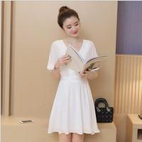 Đầm xòe thời trang cao cấp - YY008