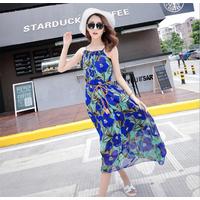 Váy maxi thời trang đi biển cao cấp - B061119