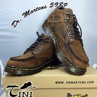 Giày Dr Marten Gồ 5989 xuất thái da bò sáp