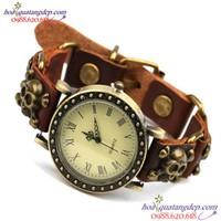 Đồng hồ vòng tay Đầu lâu