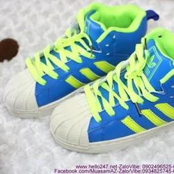 Giày thể thao nữ sắc màu trẻ trung sành điệu GTU102