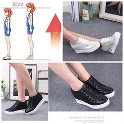 Giày Thể Thao Nữ Tăng Chiều Cao OA05