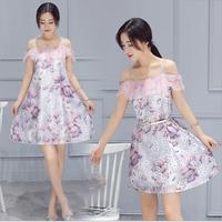 Đầm xòe thời trang cao cấp - 222388739