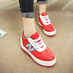 Giày thể thao N màu đỏ N17