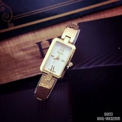 Đồng hồ GC nữ thời trang mặt vuông cực xinh