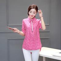 Áo sơ mi kiểu thời trang nữ cao cấp - 022291A2173