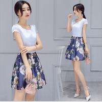 Đầm xòe thời trang cao cấp - 222388737