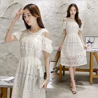 Đầm ren thời trang cao cấp - 225831641