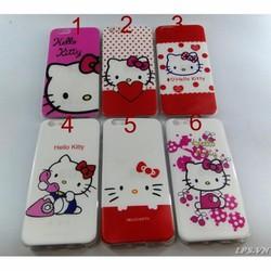 VIỀN IPHONE 6-6S dẻo hình Hello Kittydẻo hình Hello Kitty